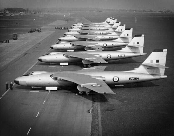 """clemente3000: """"V Force Vickers Valiant """""""