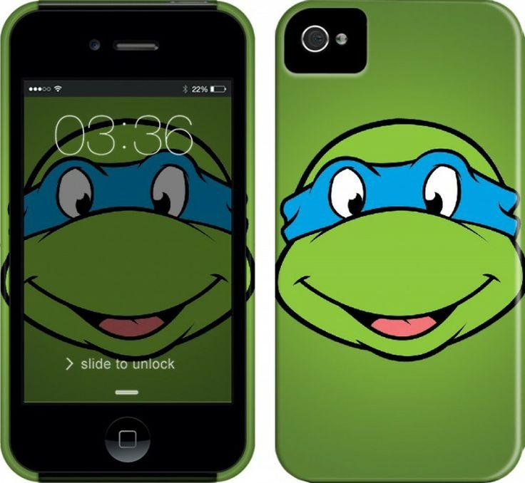 ... iPhone 4/4S Ben Daha Bu00fcyu00fcmedim : Pinterest : Cases, Ninjas and