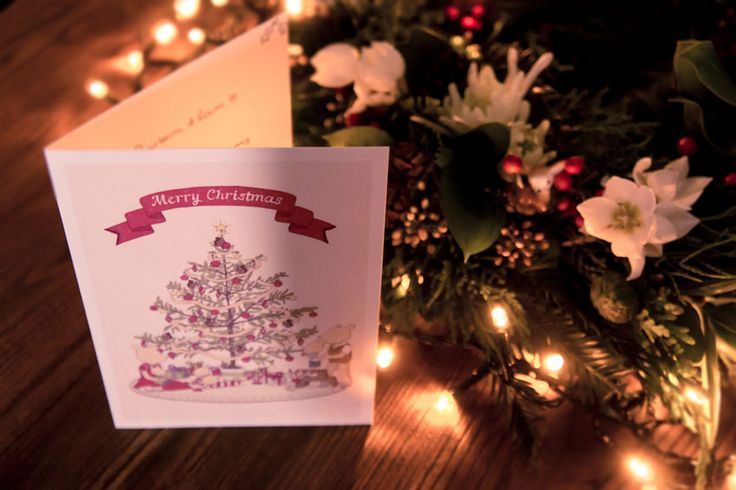 Twee & co | Christmas Card