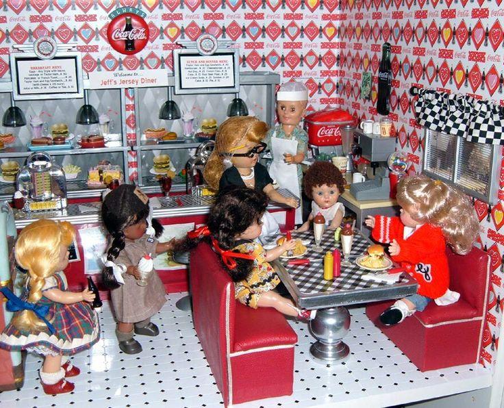 33 Best American Girl Diner Images On Pinterest