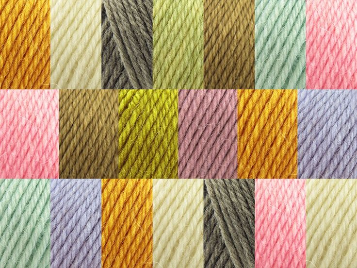 Rowan Mystery Knit-A-Long Colour Pack - Pastel | Deramores