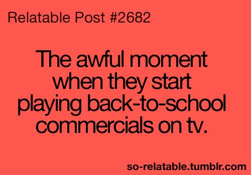 : Laughing, Haha Funny, Back To Schools, Funny Love, I Hate Schools, Summer, Funny Stuff, So True, Schools Commercial