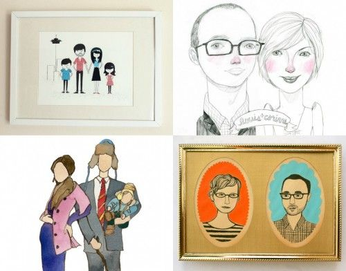 Family Portraits You'll Be Dying to Commission