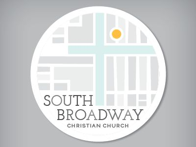 love the downtown feel - all while incorporating a cross