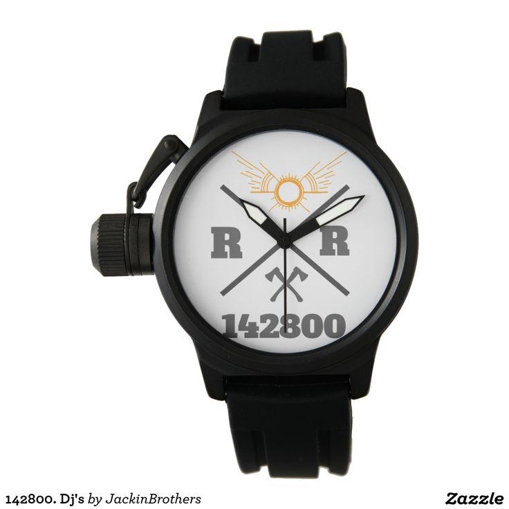 142800. Dj's Wrist Watch