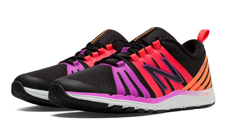 New Balance 811, Black with Magenta & Orange - can't wait to get these in mail!