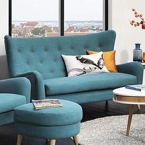 Sofa MOLLY 3P z kolekcji LUKSUS