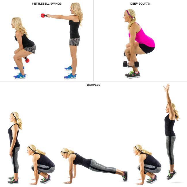 Sweat Wow Killer Kettlebell Workout: 12 Best EMOM Images On Pinterest