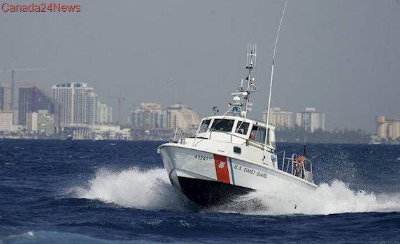 U.S. Coast Guard suspends search Lake Erie search following distress signal