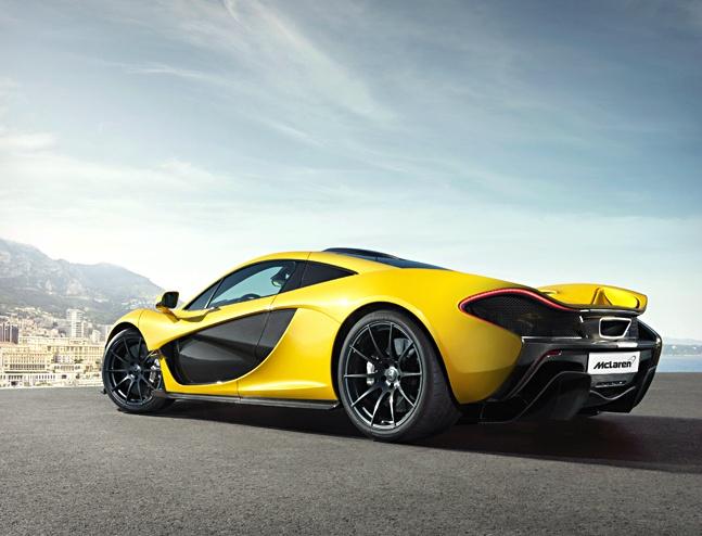 McLaren P1 | Cool Material