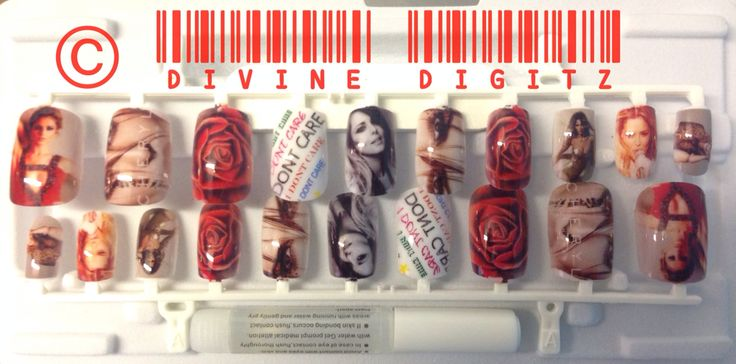 """Fancy a bit of Cheryl. Ohh why not. """"I Don't Care"""" #divinedigitz #printanything #inailz #cheryl #xpose #cool"""