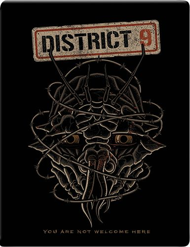 District 9 SteelBook