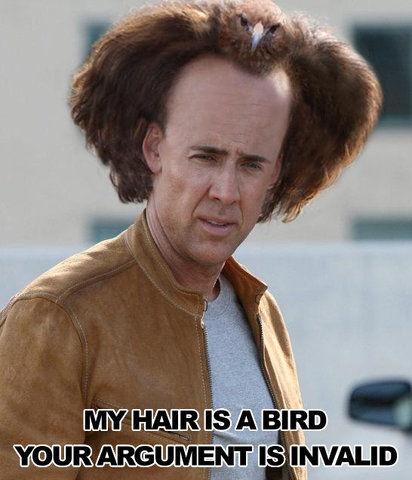 Ridiculous Pictures Of Nicolas Cage