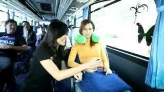 bus pariwisata - YouTube