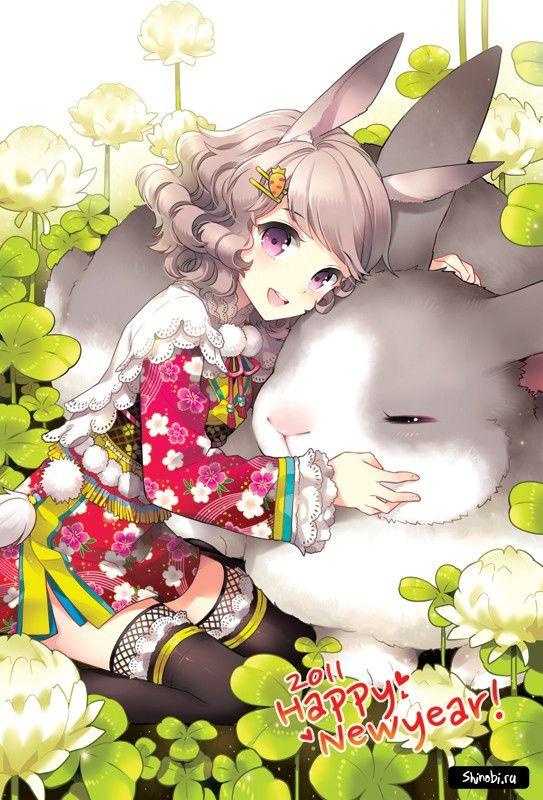 кролик^^