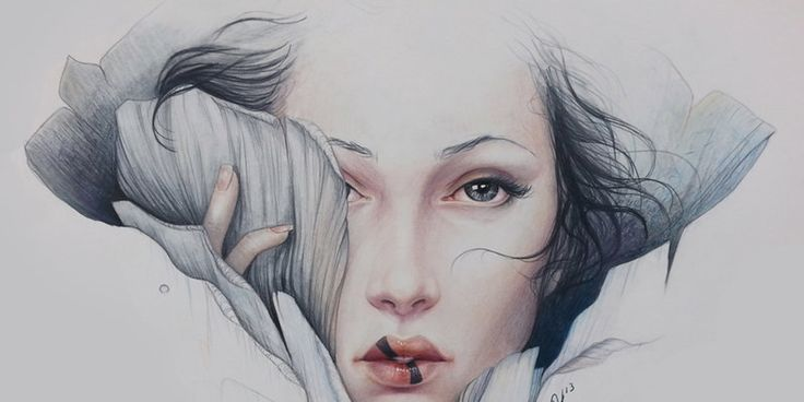 Pencil drawing by Jennifer Healy | Inspire We Trust.