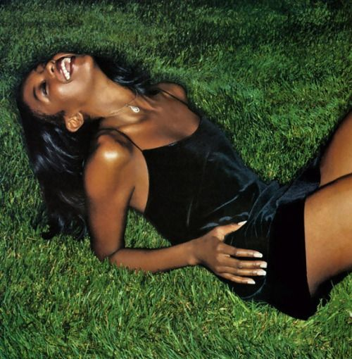 Naomi Campbell photographed by Juergen Teller,1994