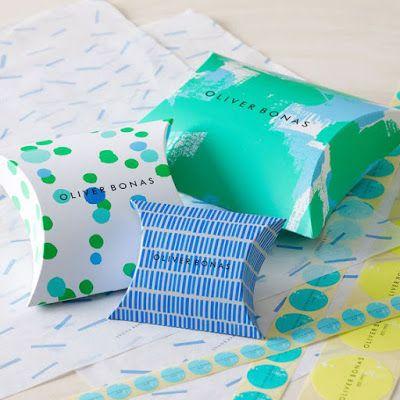 print & pattern: PACKAGING - oliver bonas