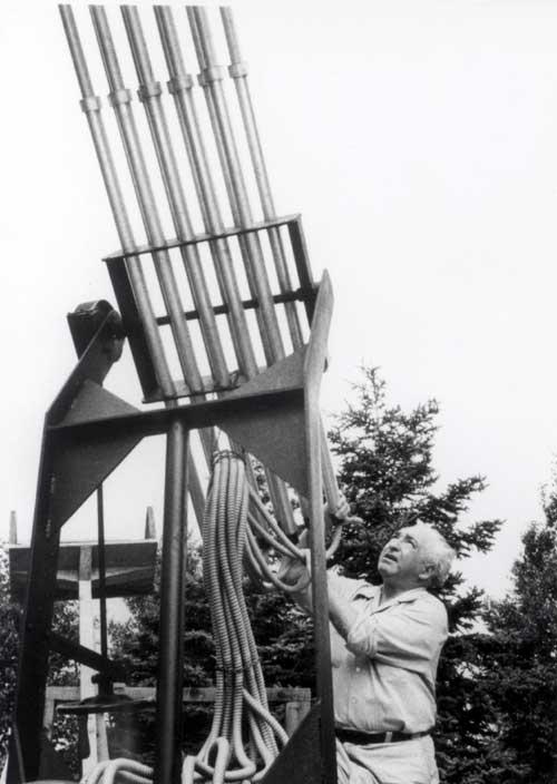 Wilhelm Reich + Cloudbuster
