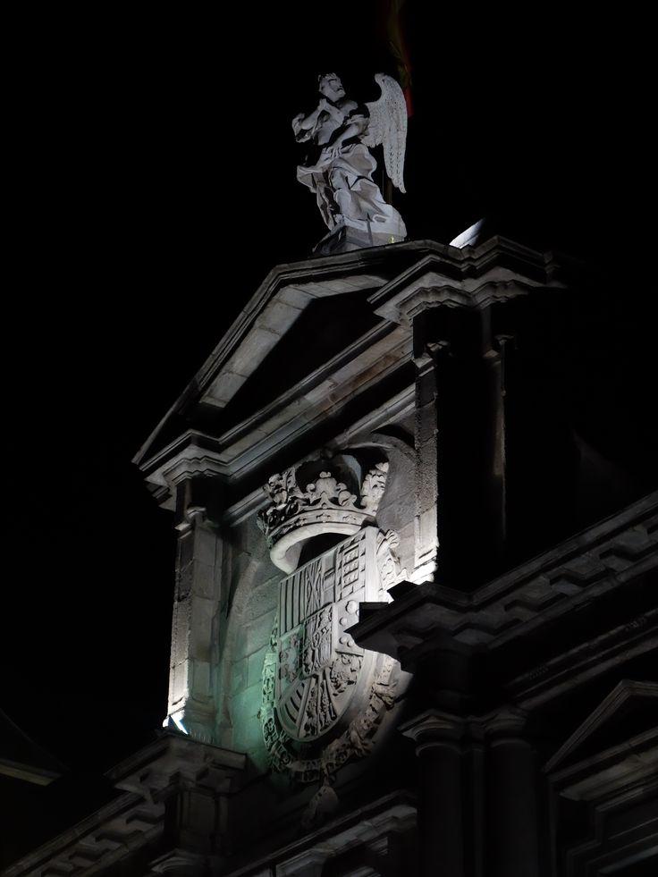 .Palacio de Santa Cruz