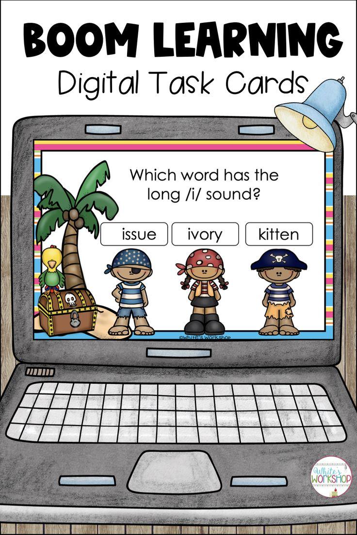 Long Vowel Sounds in 2020 Digital learning, 3rd grade