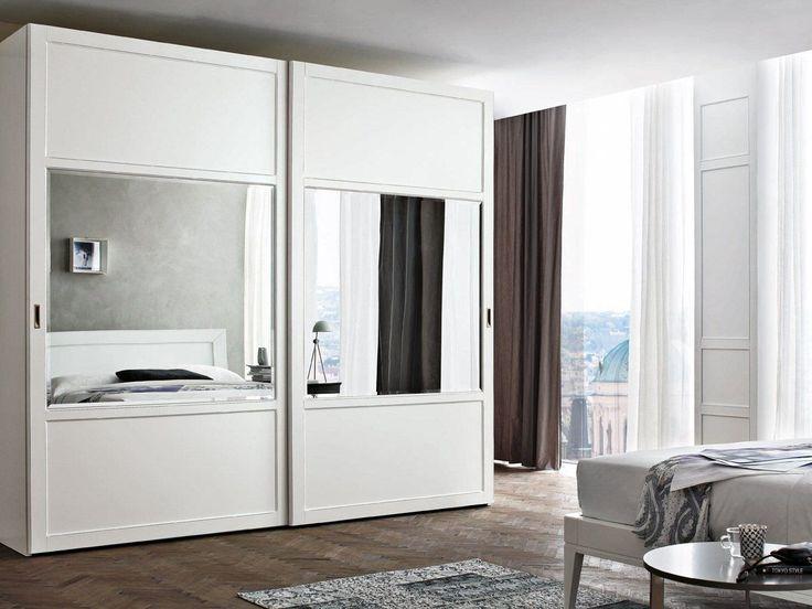 Interior Contemporary Bay Window Wall Mounted Sliding Door  ·  WardrobeCabinetCloset ...