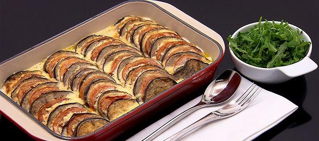 Gratin tian de légumes, une recette de tous les jours sublimée par notre grande crème Elle&Vire !  #recette #elleetvire #cooking #food #crème #cuisine #france #now #yummy #healthy #atelierdelacrème #grandecrème #bon #gratin #tian #légumes