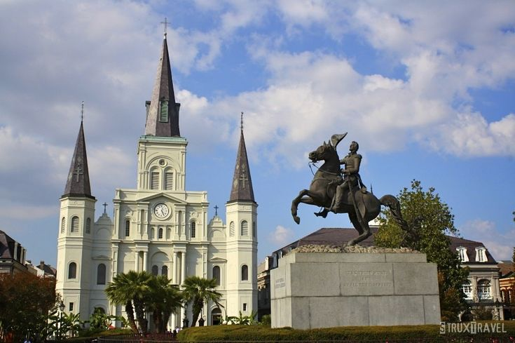 St. Louis Cathedral - New Orleans, Louisiana