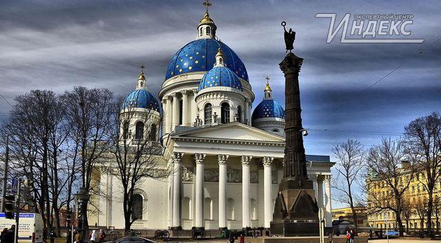 В Петербурге завершили реставрацию Троицкого собора, длившуюся 21 год