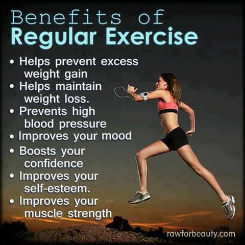 benefits of regular exercises The benefits of regular exercise: comments: in recent years many people have become increasingly aware of the need for physical fitness.