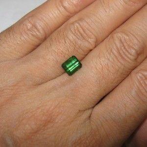 Tourmaline Mozambik Octagon 1.95 carat