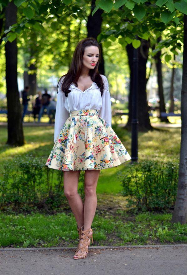 Hermosos outfits con faldas de moda ¡Escoge el tuyo!