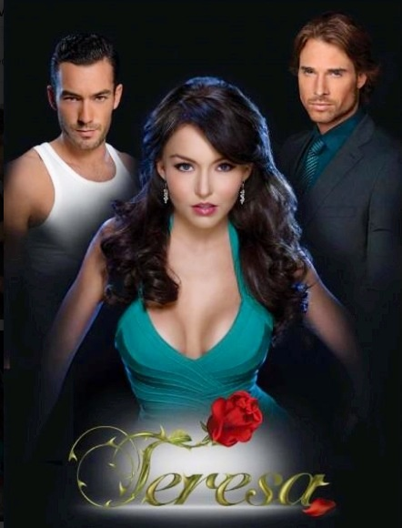 Lol, totally love this novela! Teresa is my favorite of all time!:D