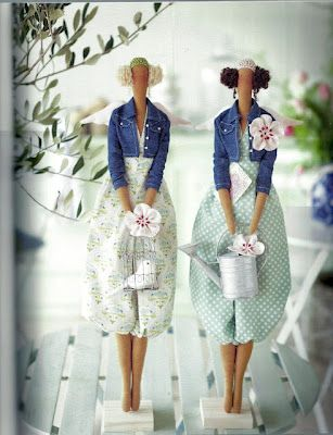 Mimin Dolls: tilda of Varideer