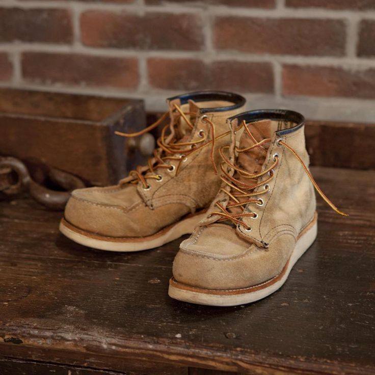 Red Wing Japan boots