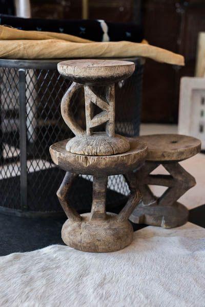 Tongo stool | Origin: Zimababwe | Batonka / Tonga tribe | African design