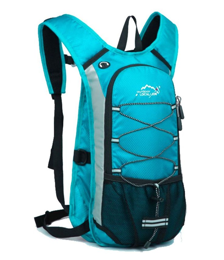 Myncoo Nylon Lighweight Hiking Dayback Backpacks Outdoor Cycling Backpack Small 9.4*15.7*5.9 >> Huge discounts available  : Backpacking gear