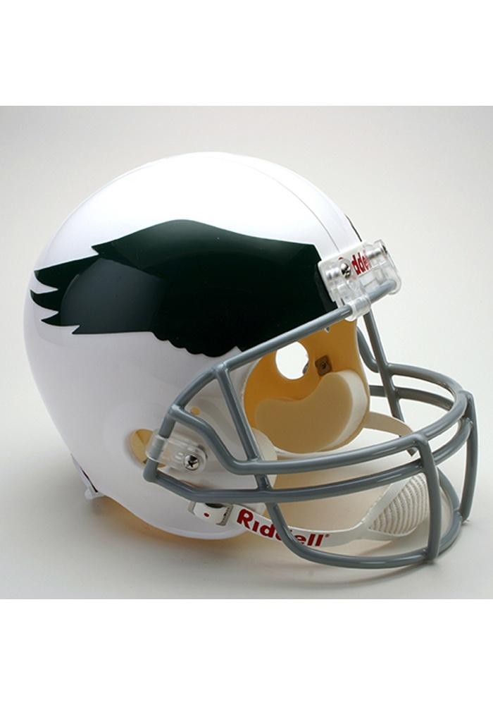 Philadelphia Eagles Deluxe Replica Throwback Helmet http://www.rallyhouse.com/shop/philadelphia-eagles-riddell-philadelphia-eagles-deluxe-replica-throwback-helmet-8561126 $119.99
