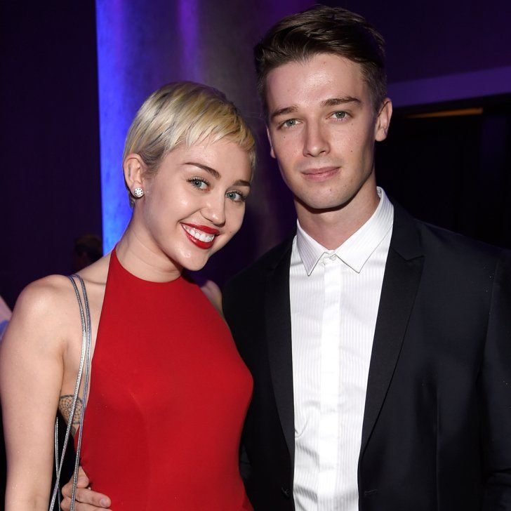 Pin for Later: Miley Cyrus and Patrick Schwarzenegger Have Split