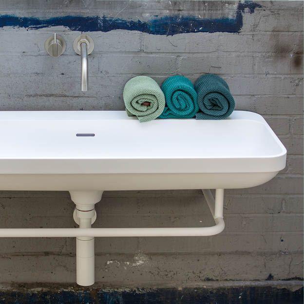 25 beste idee n over badkamer handdoeken op pinterest badkamer handdoek opslag - Een wc decoreren ...