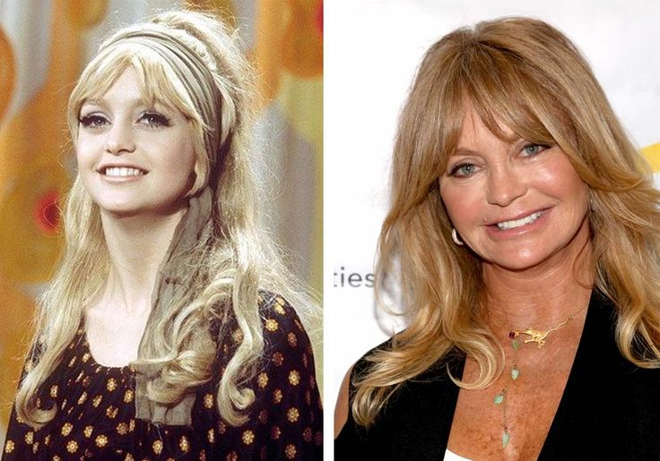 Goldie Hawn made a name for herself in movies like Death Becomes Her and The First Wives Club. She even won an academy award for her role in Cactus Flower.
