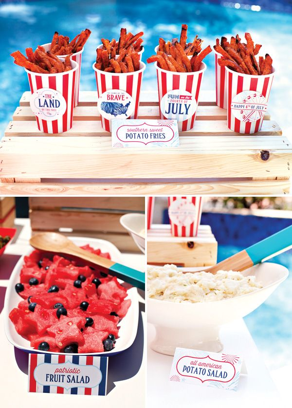 All American County Fair 4th of July Party