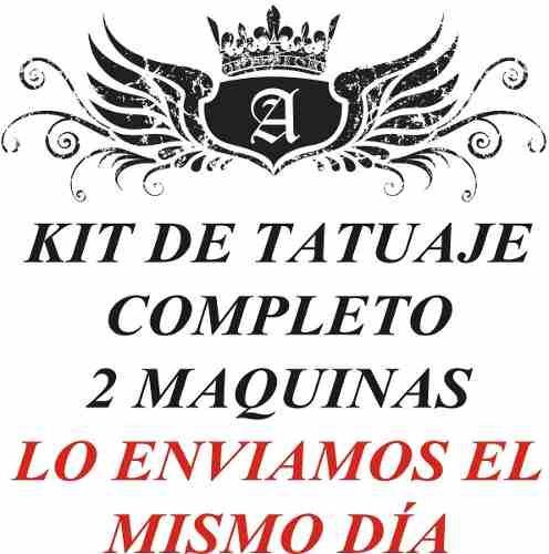 De Tatuaje Tatuar Profesional Tintas New $ 199900 En MercadoLibre