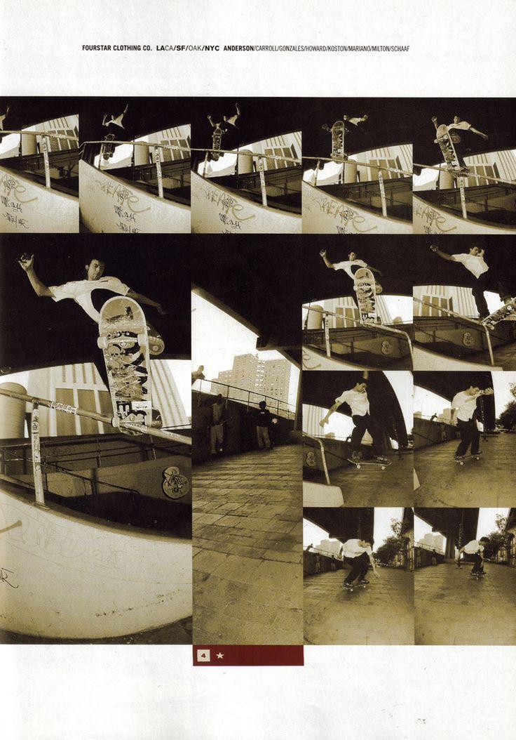 Brian Anderson - Fourstar