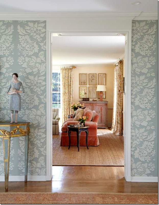 Captivating A House Decorated In The Swedish Style By Designers Katrin Cargill  Interiors, And Carol Glasser Interiors