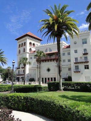 St. Augustine, Florida: Casa Monica Hotel