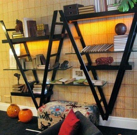 10 creatieve ideeën voor doe-het-zelf boekenkasten