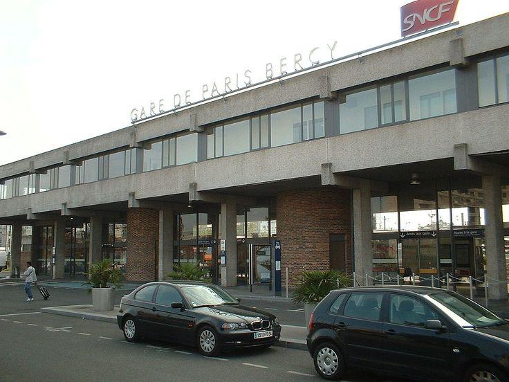 Gare de Paris Bercy
