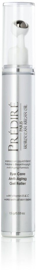 Predire Paris Skincare Travel Size Eye Care Anti-Aging Treatment Gel Roller
