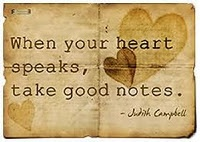 <3: Words Of Wisdom, Remember This, Journals, Things, Heart Speaking, Listening, Living, Heart Quotes, Take Note
